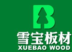 雪宝板材logo